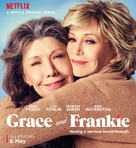 """""""Grace and Frankie"""" - British Movie Poster (xs thumbnail)"""