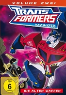 """Transformers: Animated"" - German Movie Cover (xs thumbnail)"