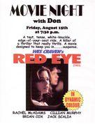 Red Eye - British Movie Poster (xs thumbnail)