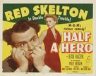 Half a Hero - Movie Poster (xs thumbnail)