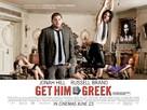 Get Him to the Greek - British Movie Poster (xs thumbnail)