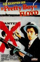 A Bullet for Pretty Boy - German VHS cover (xs thumbnail)