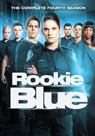 """""""Rookie Blue"""" - DVD movie cover (xs thumbnail)"""