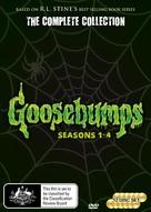 """Goosebumps"" - Australian DVD cover (xs thumbnail)"