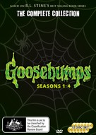 """Goosebumps"" - Australian DVD movie cover (xs thumbnail)"