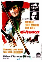 Chuka - Spanish Movie Poster (xs thumbnail)