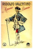 Monsieur Beaucaire - Spanish Movie Poster (xs thumbnail)