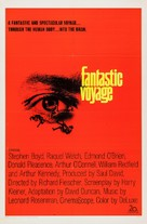 Fantastic Voyage - Movie Poster (xs thumbnail)