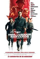 Inglourious Basterds - Dutch Movie Poster (xs thumbnail)
