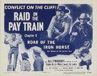 Roar of the Iron Horse, Rail-Blazer of the Apache Trail - Movie Poster (xs thumbnail)