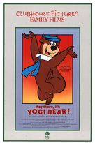 Hey There, It's Yogi Bear - Movie Poster (xs thumbnail)