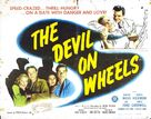 The Devil on Wheels - Movie Poster (xs thumbnail)