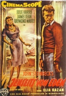 East of Eden - German Movie Poster (xs thumbnail)