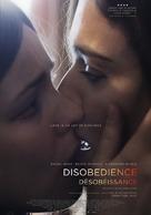Disobedience - Belgian Movie Poster (xs thumbnail)