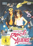 Voyage of the Rock Aliens - German Movie Cover (xs thumbnail)