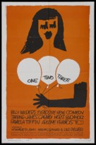 One, Two, Three - Movie Poster (xs thumbnail)