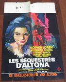 I sequestrati di Altona - Belgian Movie Poster (xs thumbnail)