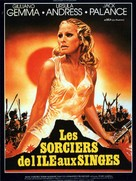 Safari Express - French Movie Poster (xs thumbnail)