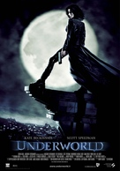 Underworld - Italian Movie Poster (xs thumbnail)