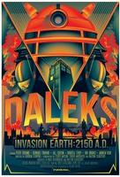 Daleks' Invasion Earth: 2150 A.D. - British Movie Poster (xs thumbnail)