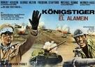 Battaglia di El Alamein, La - German Movie Poster (xs thumbnail)