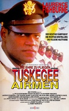 The Tuskegee Airmen - German VHS movie cover (xs thumbnail)