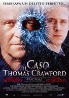 Fracture - Italian Movie Poster (xs thumbnail)