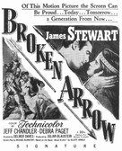 Broken Arrow - Movie Poster (xs thumbnail)