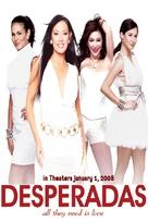 Desperadas - Philippine Movie Poster (xs thumbnail)