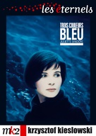 Trois couleurs: Bleu - French Movie Cover (xs thumbnail)