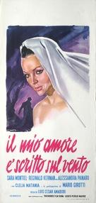 Pecado de amor - Italian Movie Poster (xs thumbnail)