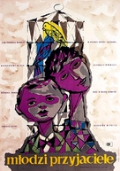 Amici per la pelle - Polish Movie Poster (xs thumbnail)