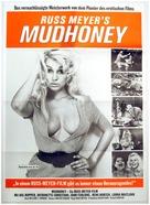 Mudhoney - German Movie Poster (xs thumbnail)