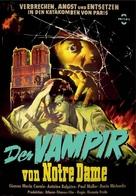 I vampiri - German Movie Poster (xs thumbnail)
