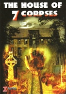 The House of Seven Corpses - German DVD cover (xs thumbnail)