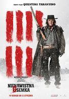 The Hateful Eight - Polish Movie Poster (xs thumbnail)