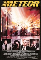 Meteor - German Movie Poster (xs thumbnail)