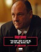 """The Sopranos"" - Swedish Movie Poster (xs thumbnail)"