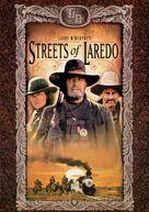 """Streets of Laredo"" - DVD movie cover (xs thumbnail)"