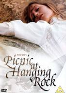 Picnic at Hanging Rock - British Movie Cover (xs thumbnail)