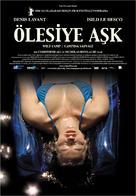 Camping sauvage - Turkish Movie Poster (xs thumbnail)