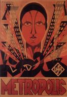 Metropolis - Spanish Movie Poster (xs thumbnail)