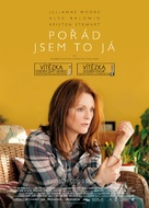 Still Alice - Czech Movie Poster (xs thumbnail)