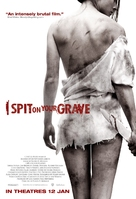 I Spit on Your Grave - Singaporean Movie Poster (xs thumbnail)