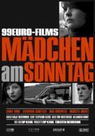 Mädchen am Sonntag - German poster (xs thumbnail)