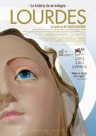 Lourdes - Spanish Movie Poster (xs thumbnail)