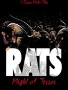 Rats - Notte di terrore - DVD cover (xs thumbnail)