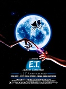 E.T.: The Extra-Terrestrial - Italian Re-release poster (xs thumbnail)