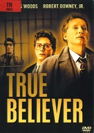 True Believer - Movie Cover (xs thumbnail)