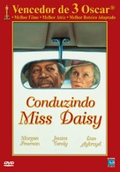 Driving Miss Daisy - Brazilian DVD cover (xs thumbnail)